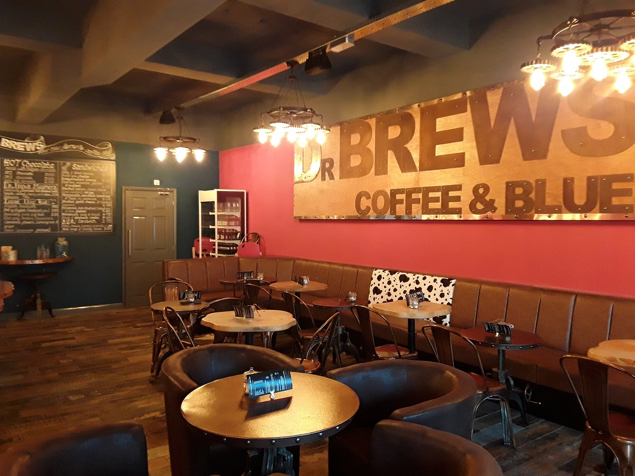 Dr Brews Coffee, Bowness-on-Windermere