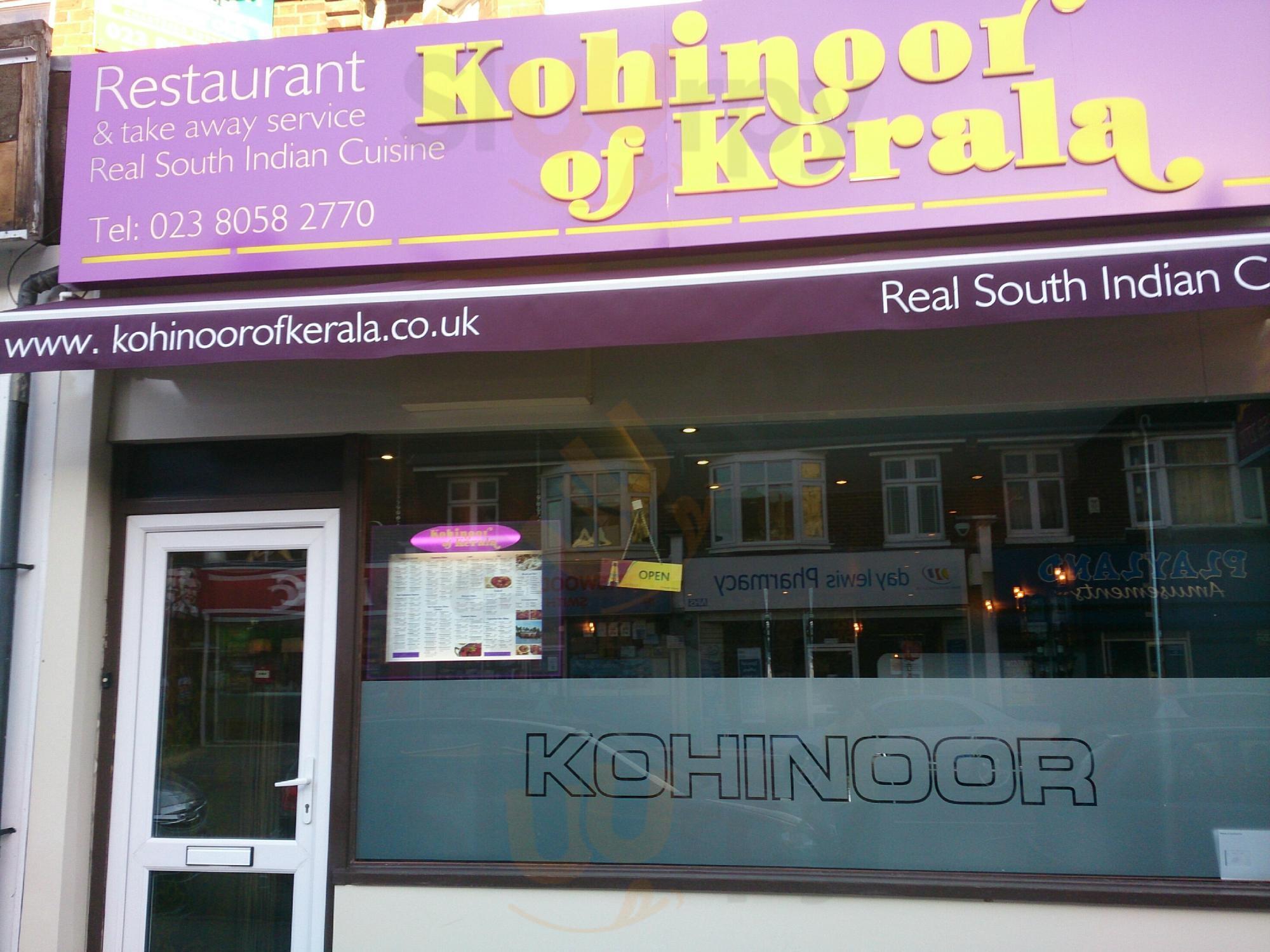 Kohinoor Of Kerala, Southampton