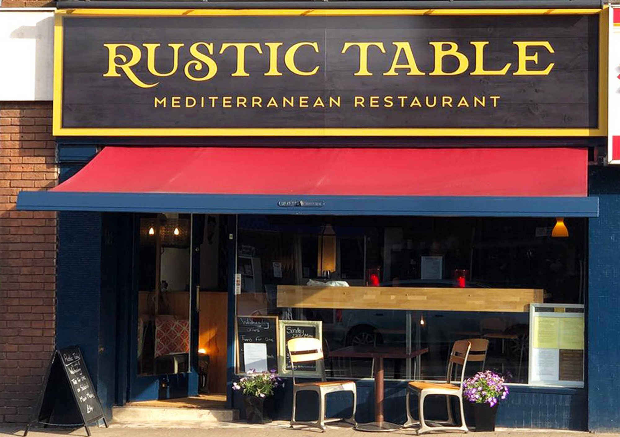 Rustic Table, Birmingham