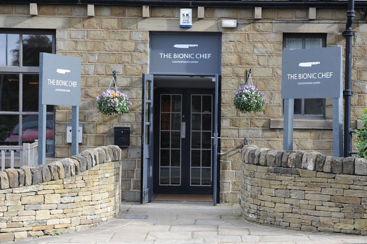 The Bionic Chef, Huddersfield