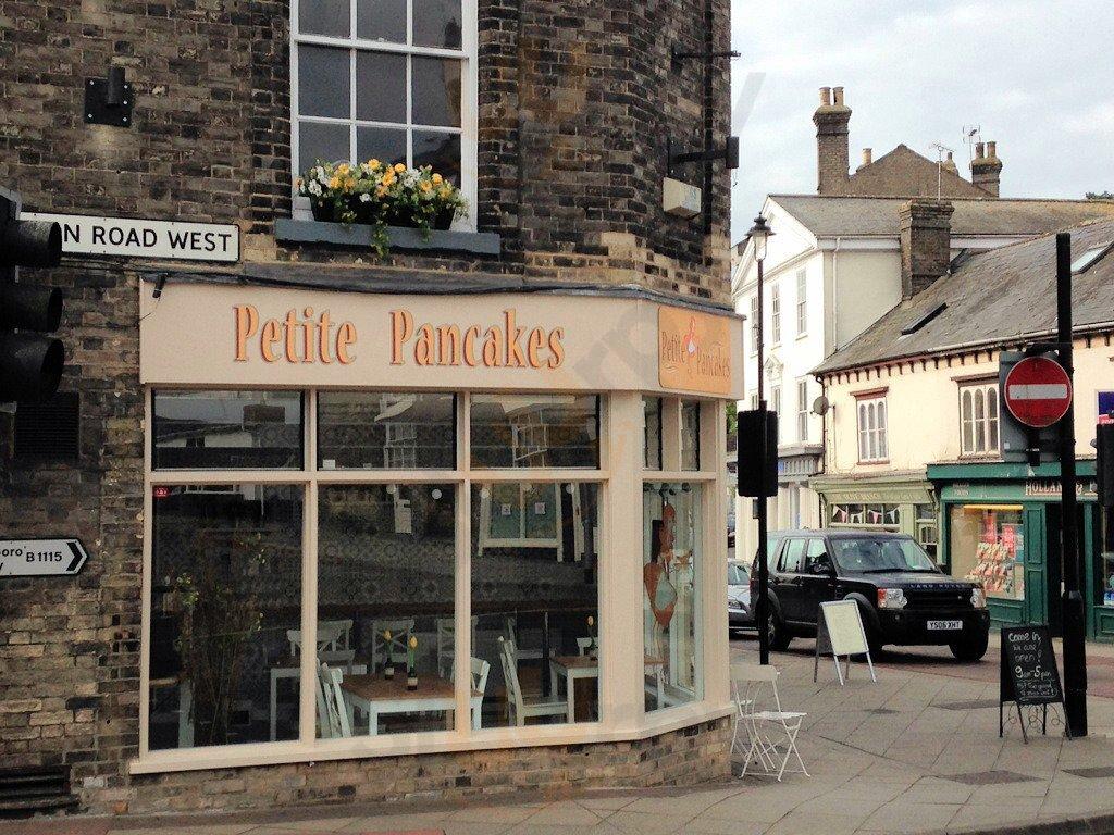 Petite Pancakes, Stowmarket