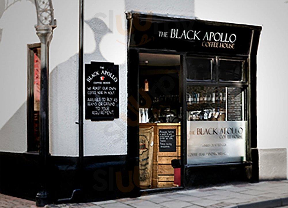 The Black Apollo, Holt