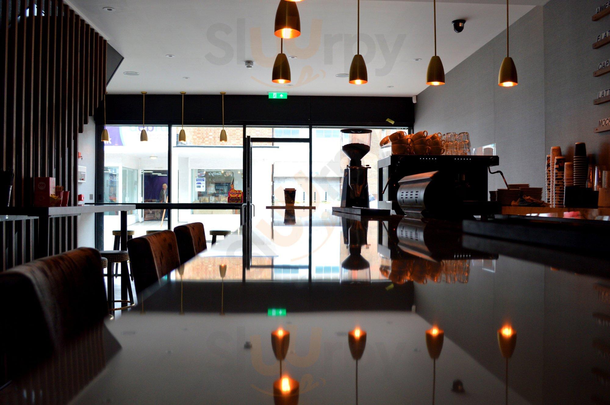 Nousha Lounge, Southampton