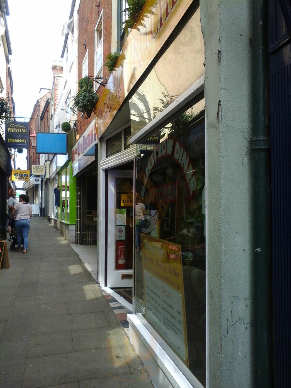 The Market Row Cafe, Great Yarmouth