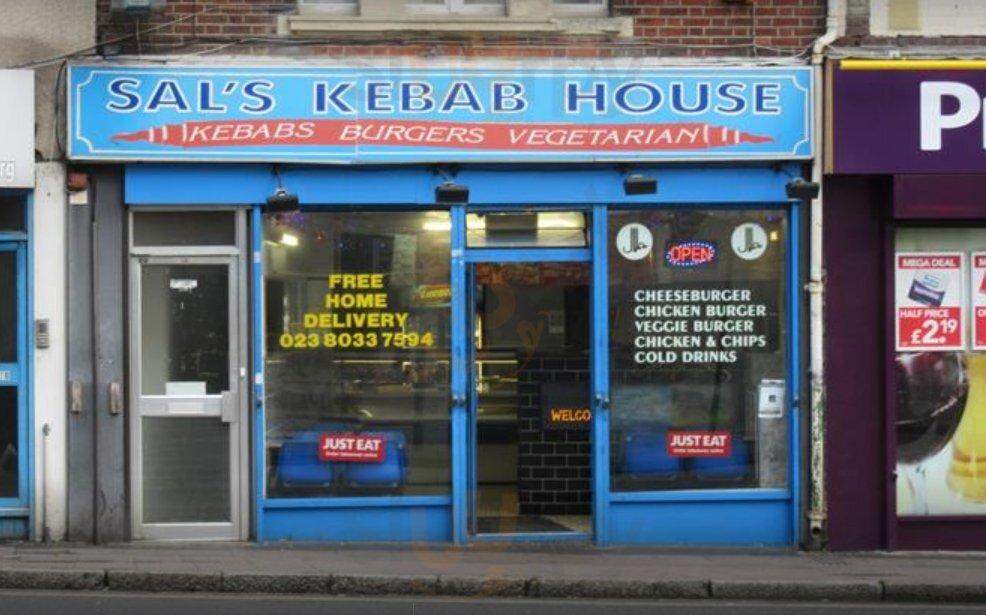 Sals Kebab House, Southampton