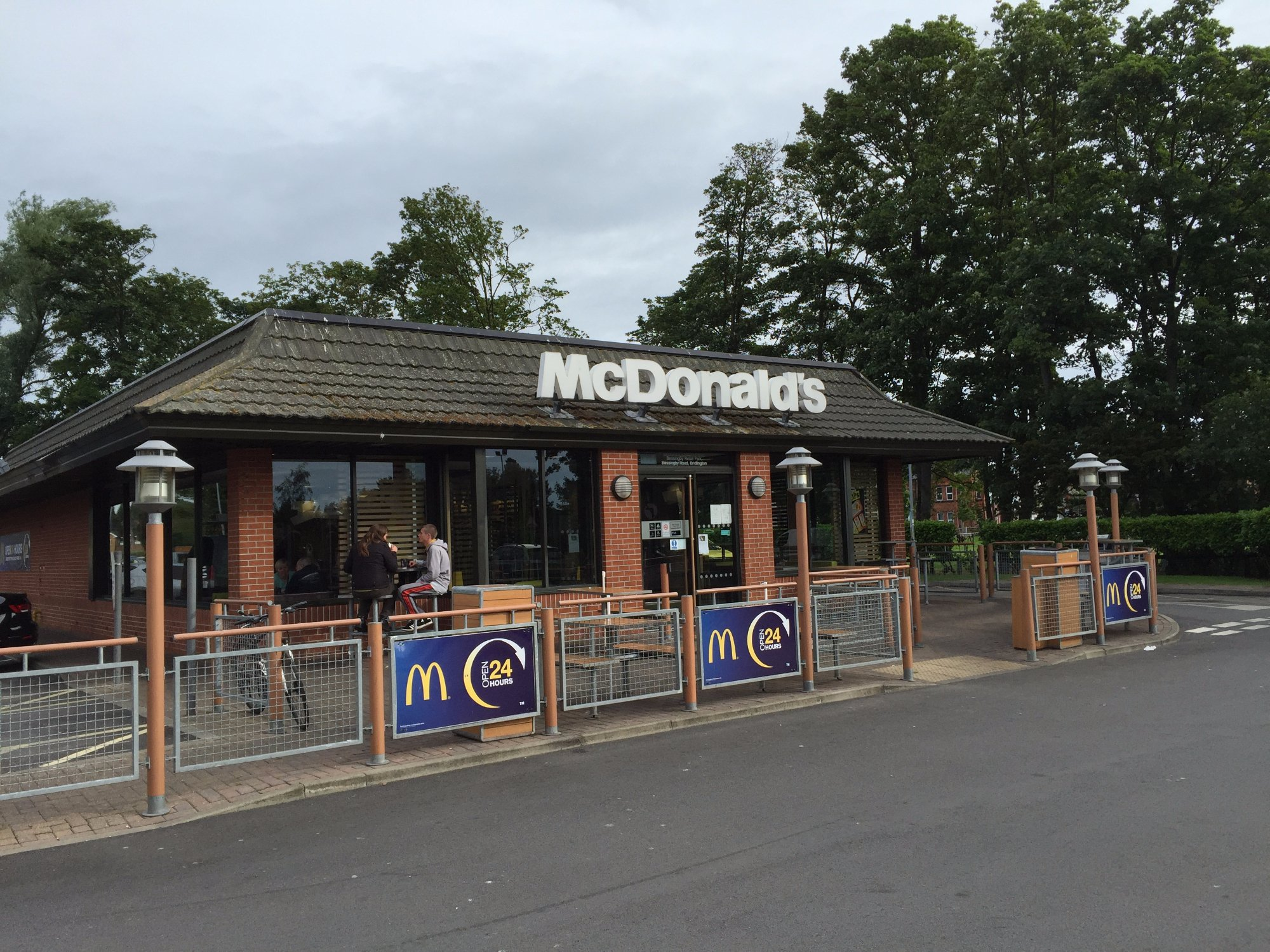 Mcdonald's Restaurants, Bridlington