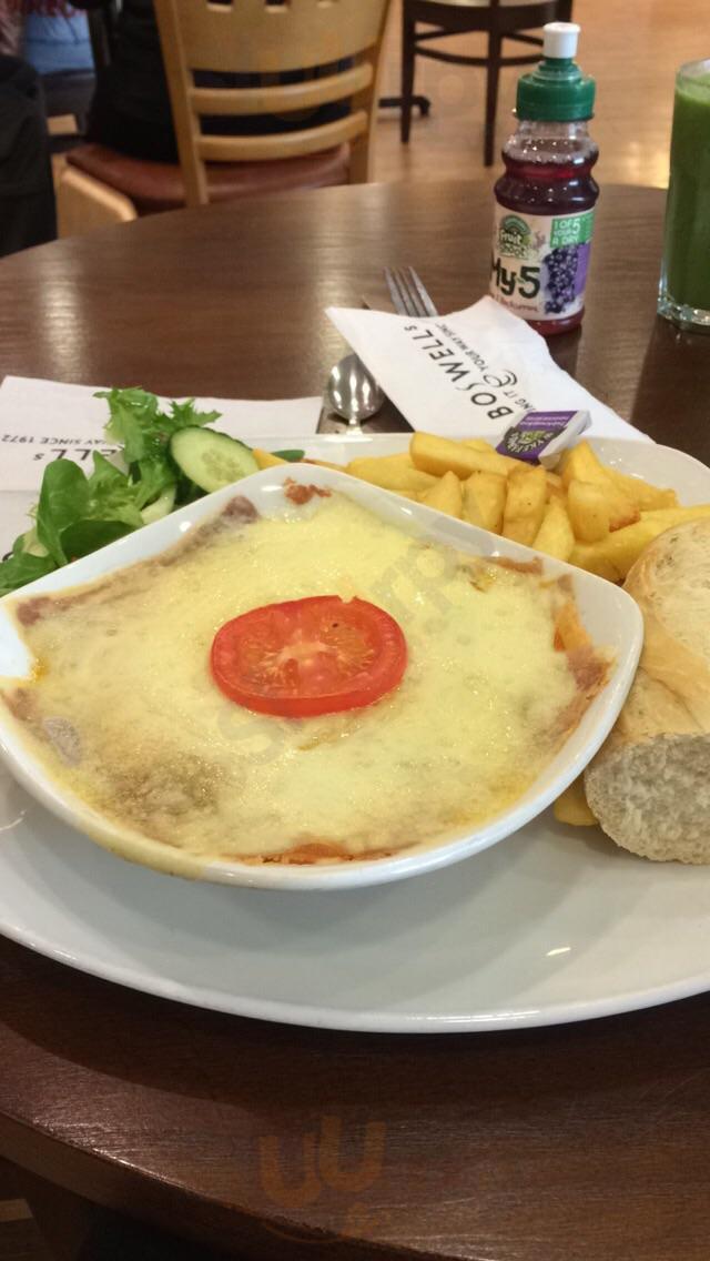 Boswells Cafe, Swindon