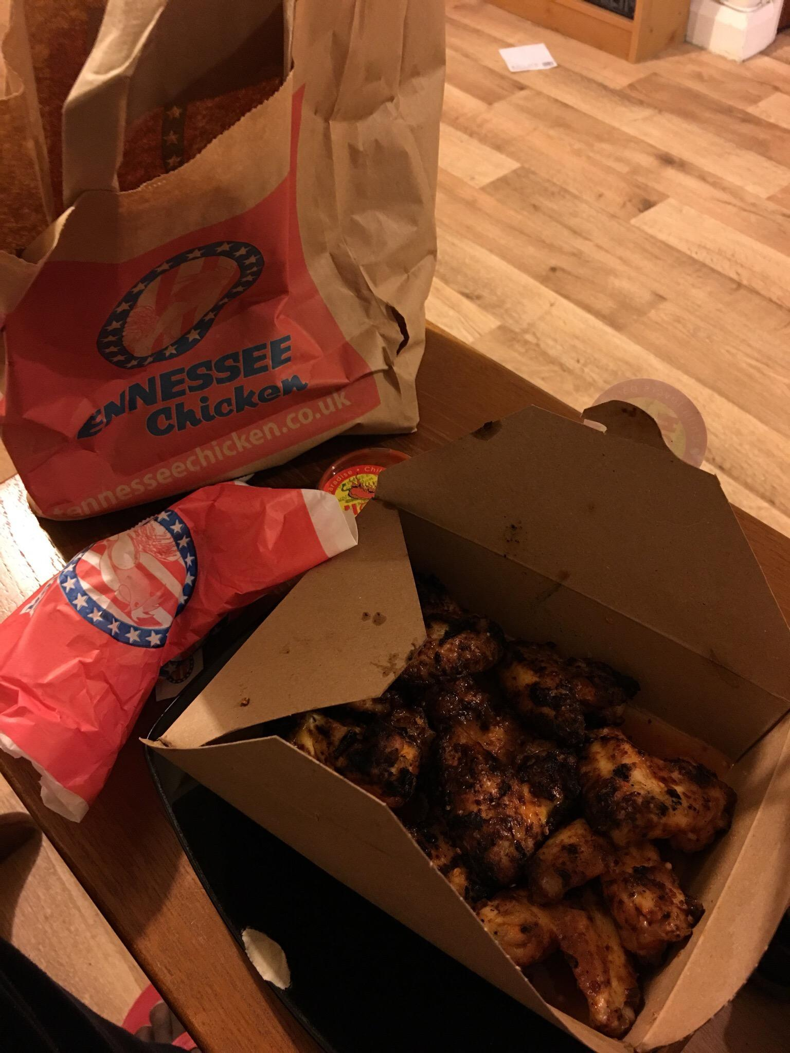 Tennessee Fried Chicken, Swindon