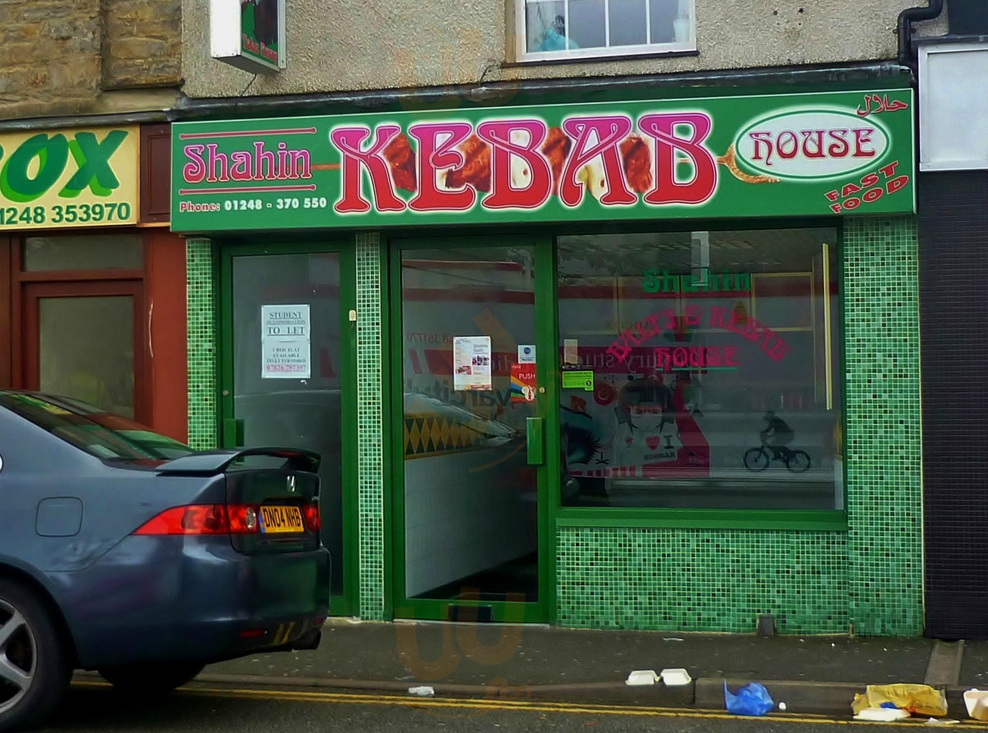 Shahin Kebab House In Bangor Original Menus Reviews And Prices