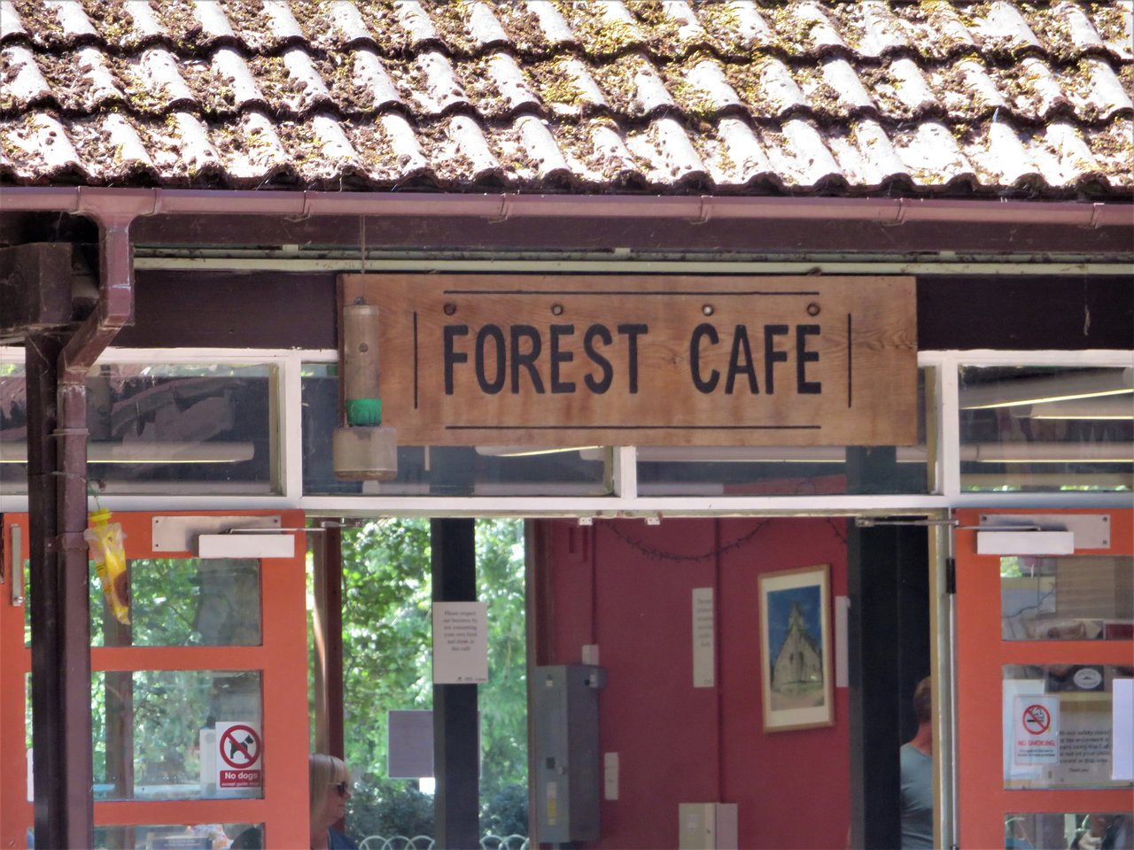 The Forest Cafe And Ice Cream Parlour, Swindon