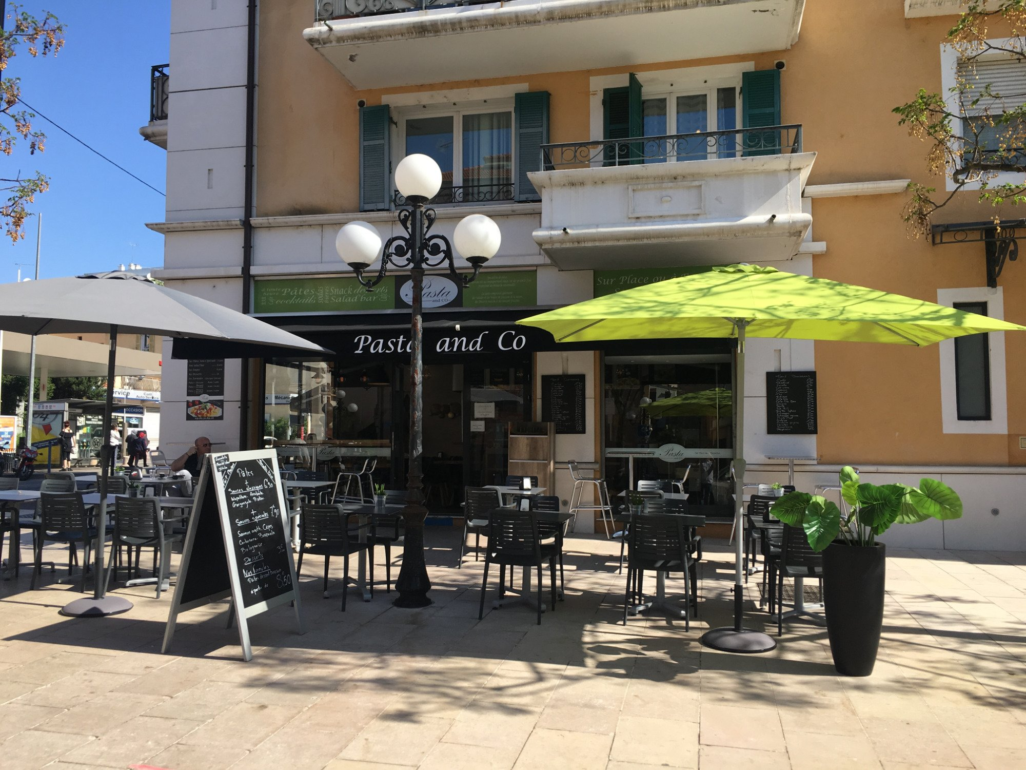 Pasta And Co, Cagnes-sur-Mer