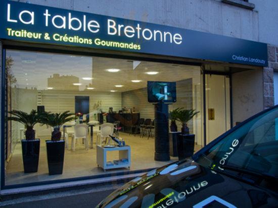 La Table Bretonne, Brest