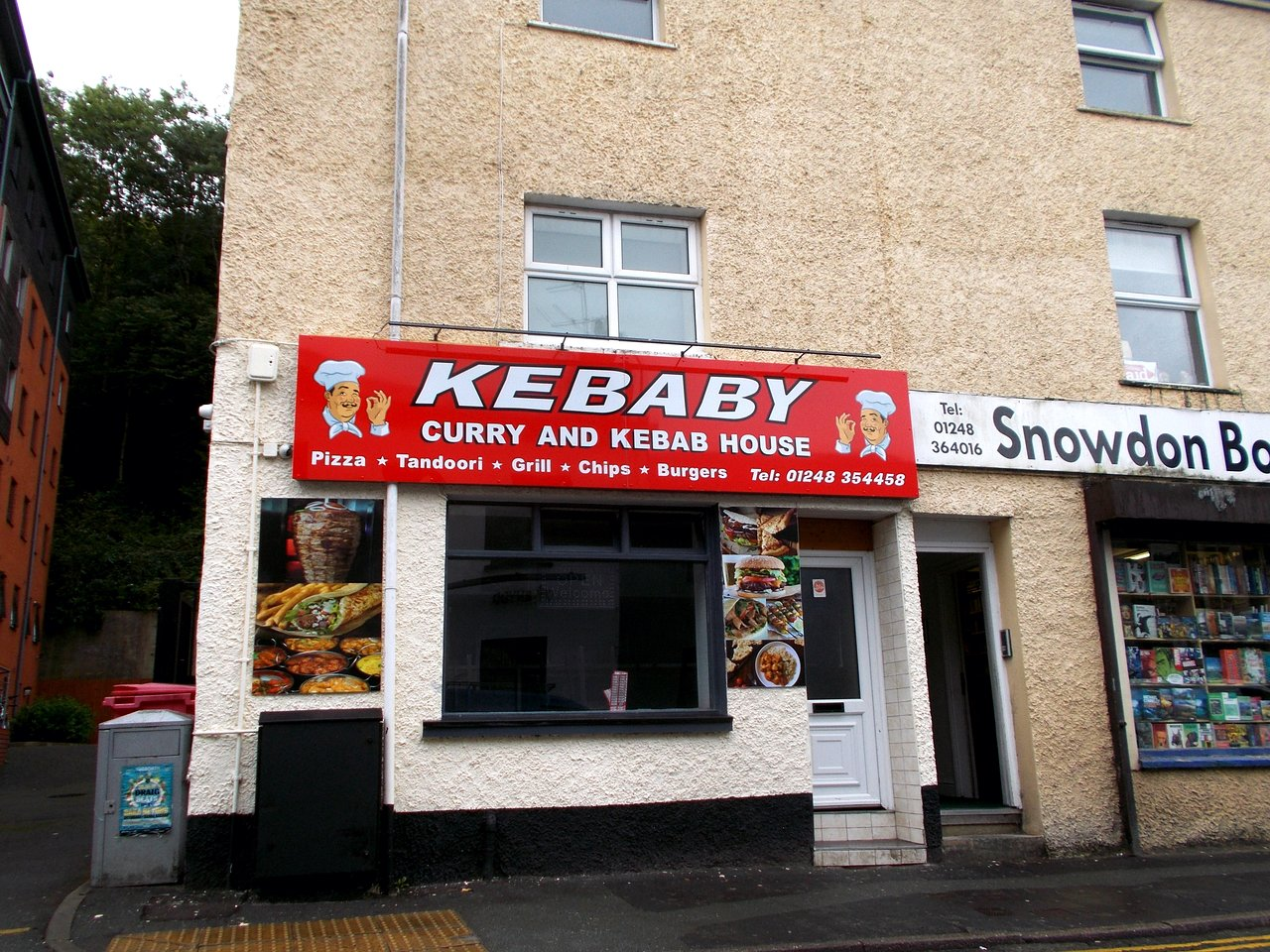 Kebaby Curry Kebab House In Bangor Original Menus