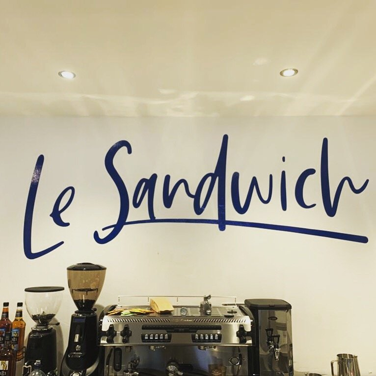 Le Sandwich In Wilmslow Original Menus Reviews And Prices