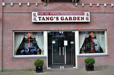 Tang S Garden Goirle Origineel Menu En Prijzen