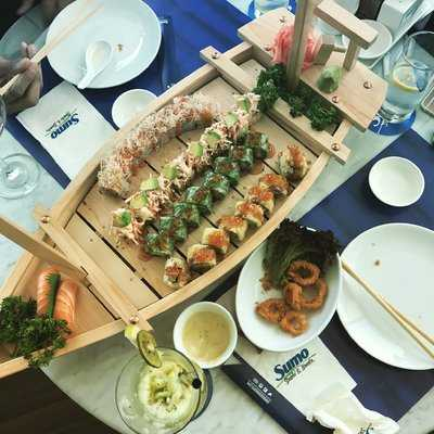 Sumo Sushi Bento In د بي Original Menus Reviews And Prices Station sushi has been preparing the best sushi in san diego since 1998! sluurpy the best restaurants near you