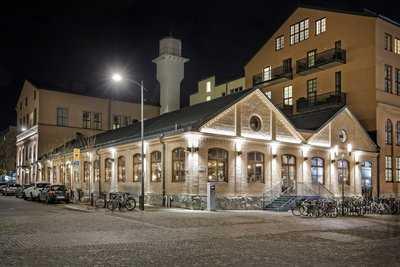 the public sundbyberg meny