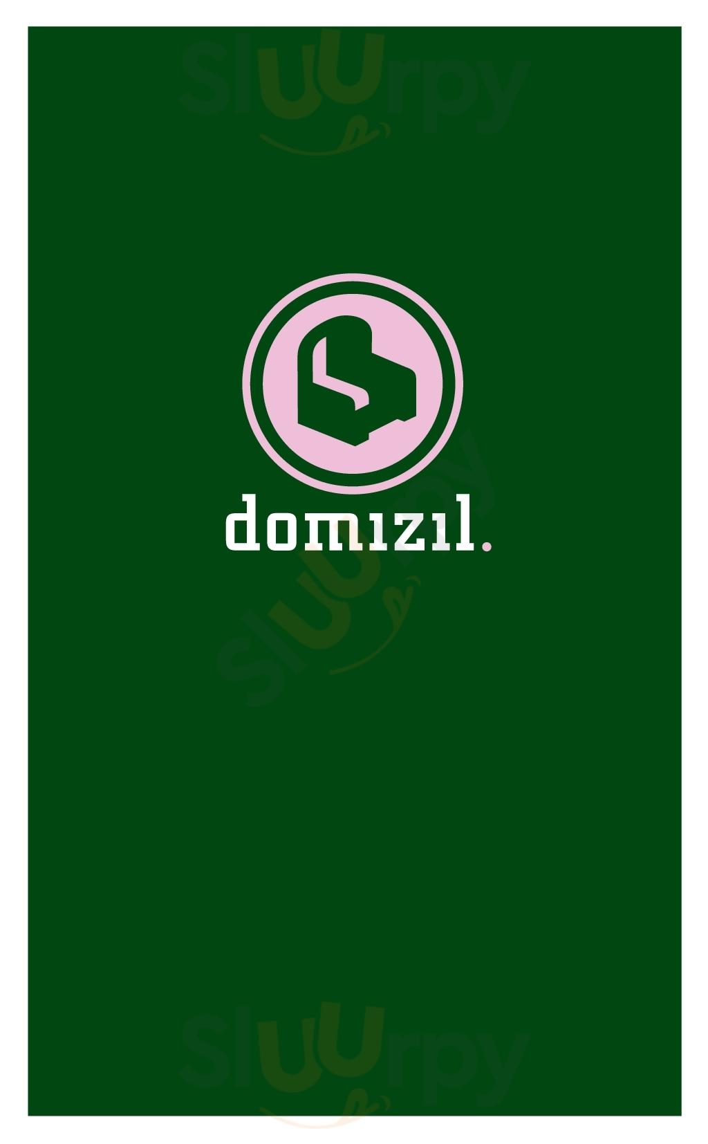 Domizil. Leonberg Menu - 1