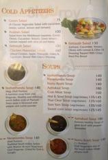 Copper Kitchen Chennai Original Menus Reviews And Prices